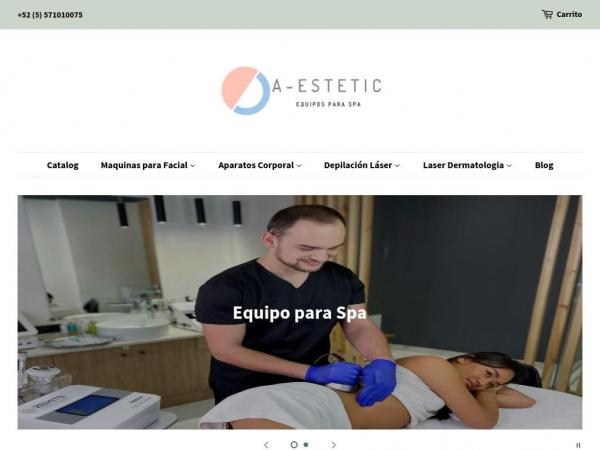 a-estetic.mx