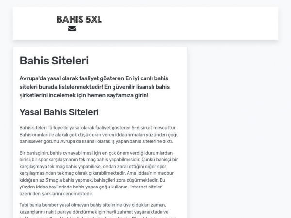 bahis5xl.net