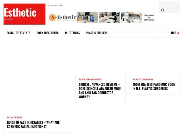 esthetic-advisor.com