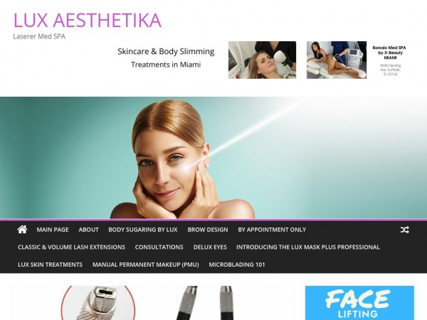 luxaesthetika.com